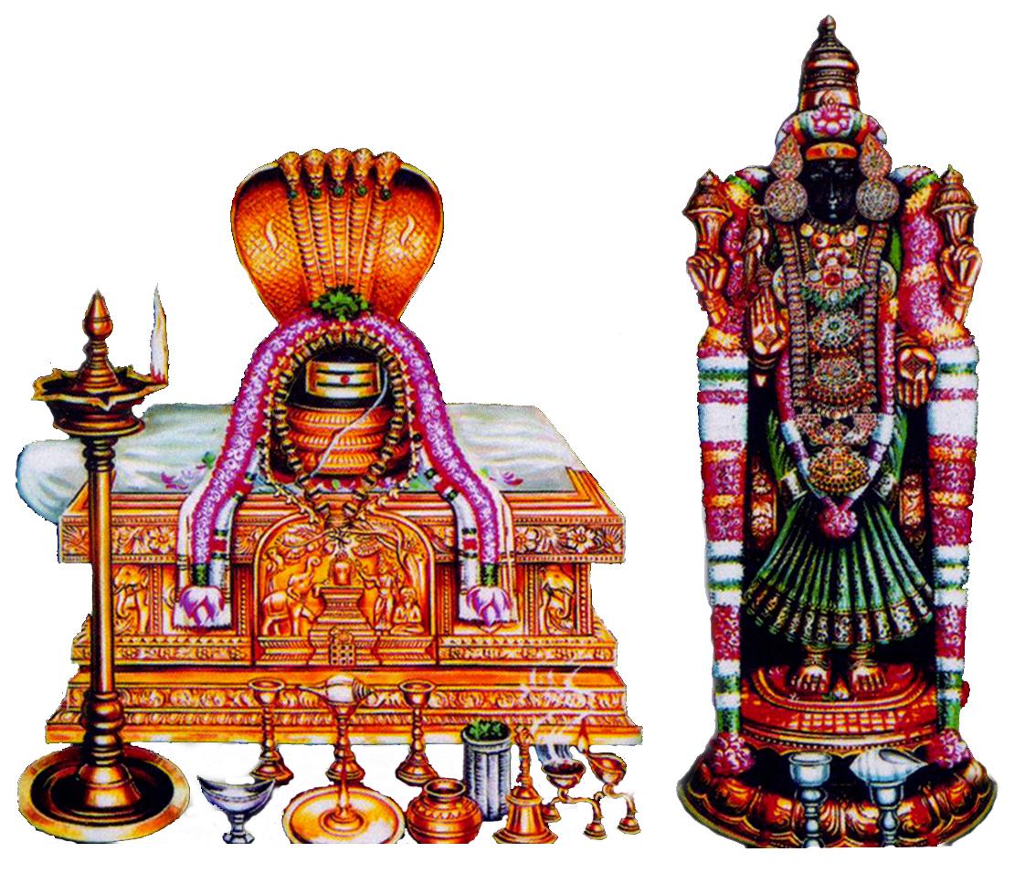 Jambukeswara Temple, Thiruvanaikaval (Water