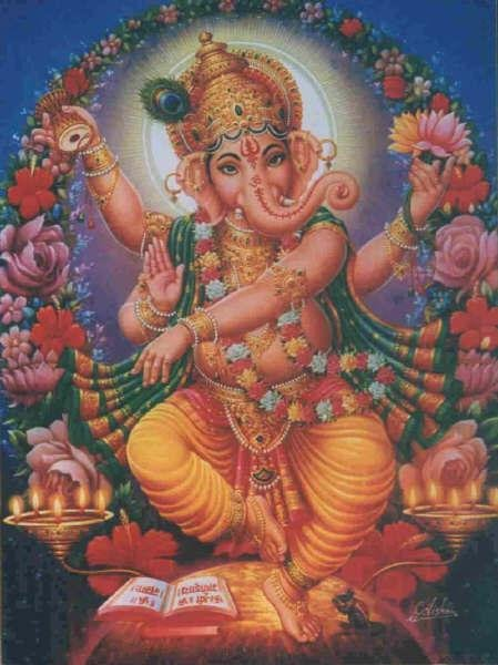MAY LORD GANESHA REMOVE ALL OBSTACLES FORM OUR PATH TO ATTAIN PEACE, PROSPERITY and HAPPINESS