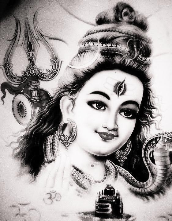 #9-Amazing Pictures Of Lord Shiva