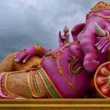 24-Shri Siddh Vijay Ganesh Mandir, Indore.