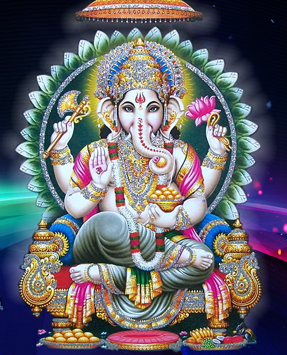 #11-Amazing Pictures Of Lord Ganesha