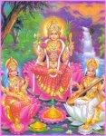 47-Durga-Lakshmi-Saraswathi