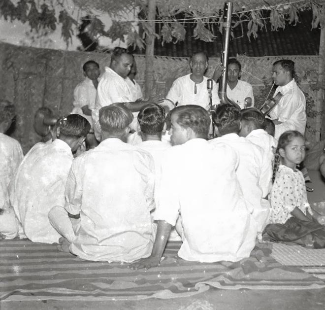 Salem G Desikan's Music concert (1962)