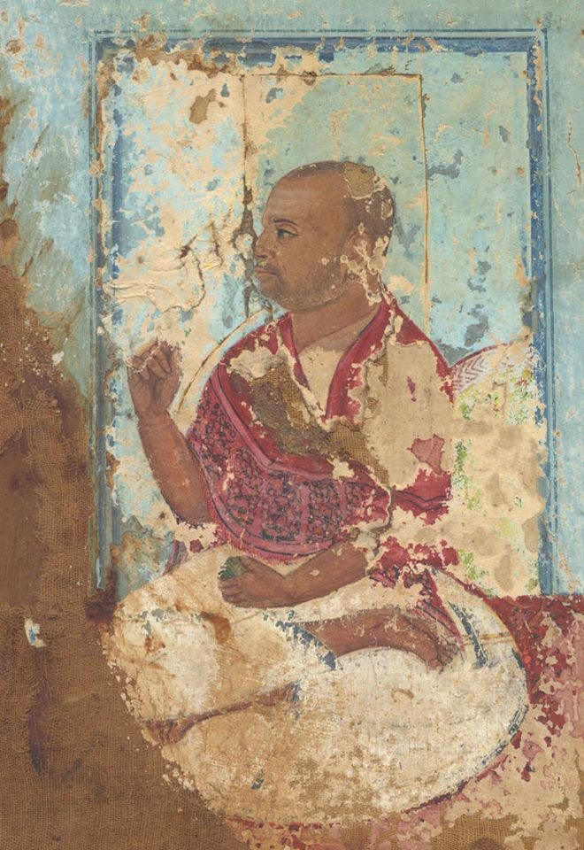 syama Sastri-Original Portrait