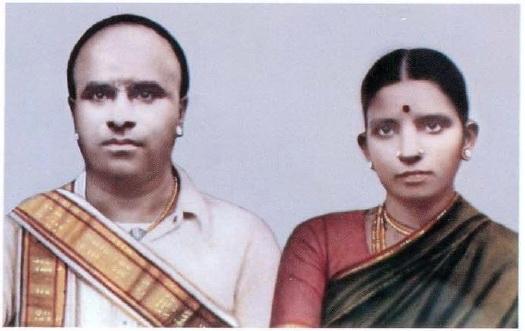 Palakkad Rama Bhagavathar and Rukmini