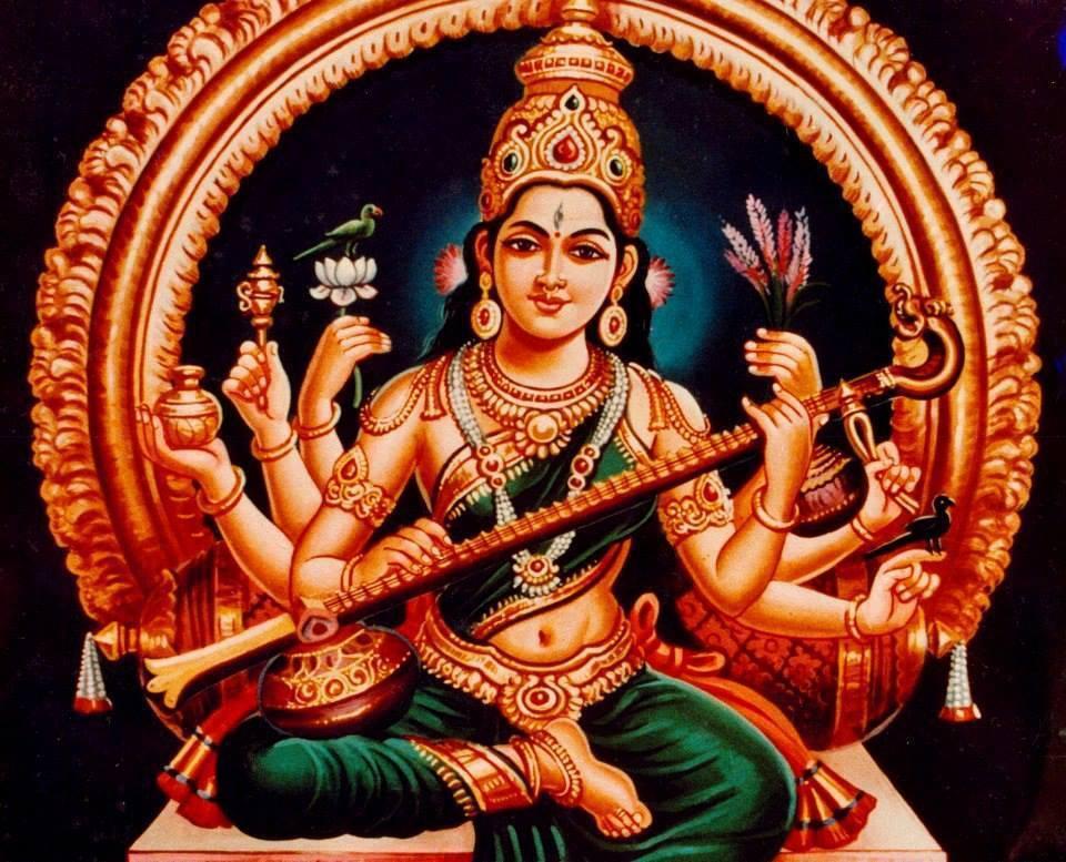 Pictures of Ambal – ANURADHA MAHESH