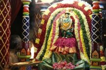 151-Navaratri 2014 – Day 1 at SRI RAMANASRAMAM TIRUVANNAMALAI