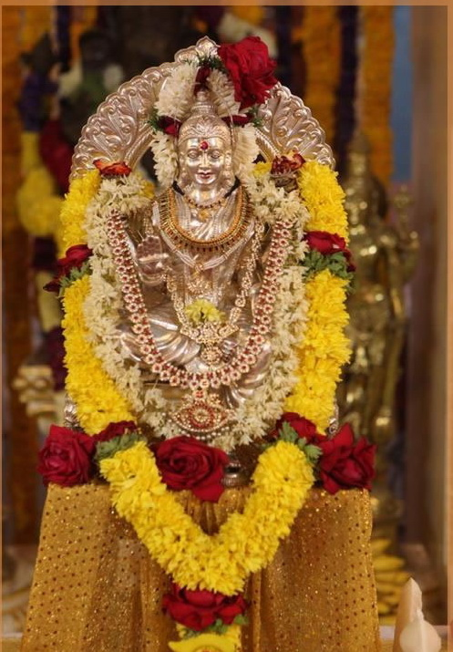 Goddess Varalakshmi