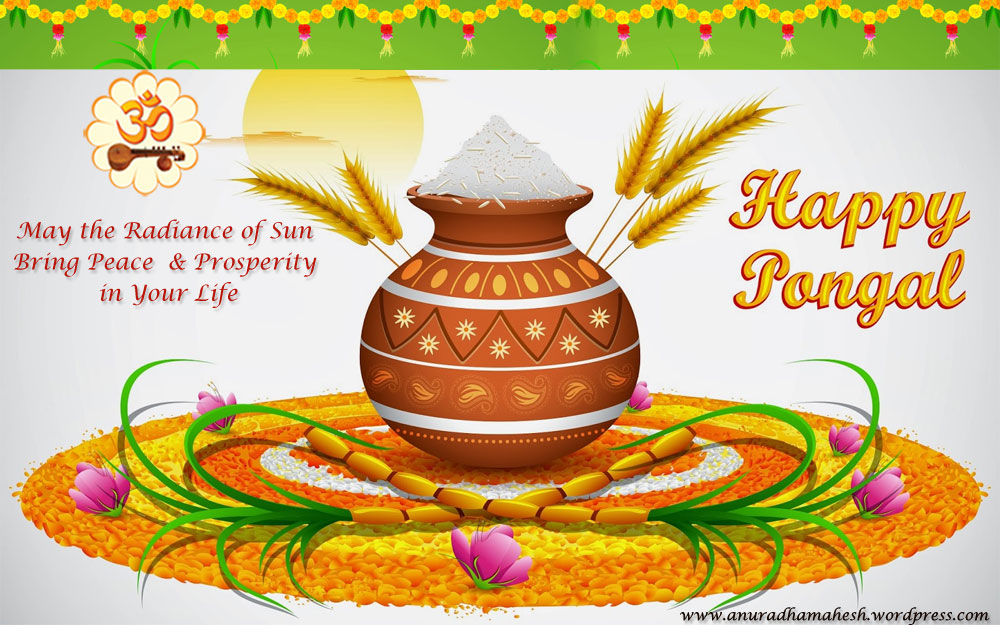 Happy pongal greetings to all visitors 2016 anuradha mahesh pongal2016 m4hsunfo