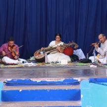 Veena Venu Violin @ Guruvayur Melpathur Auditorium