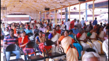 A view of Audience @ Guruvayur Temple