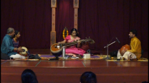 Performing @ Dharani School of Performing Arts on 25th Sep. 2017