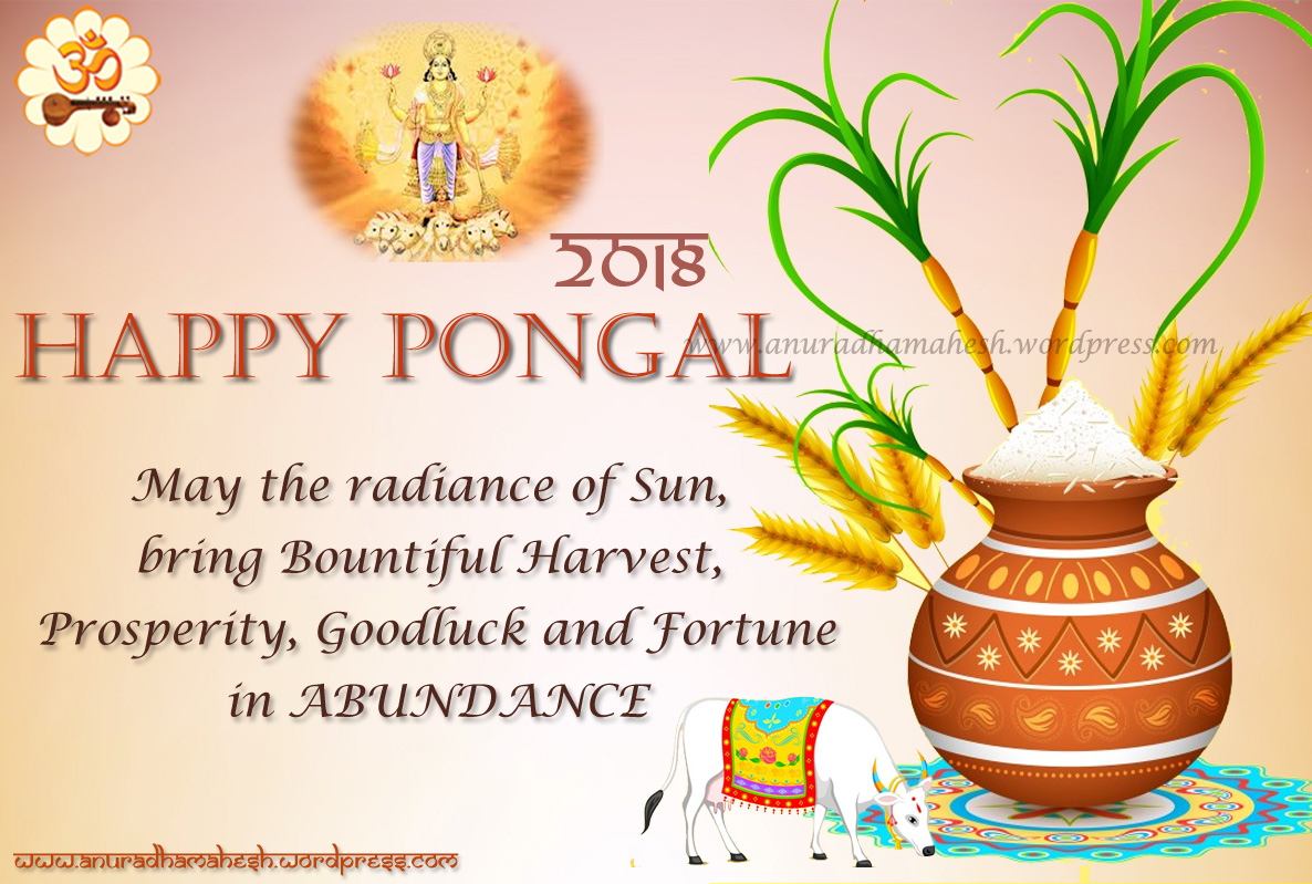 Happy pongal greetings to all visitors 2018 anuradha mahesh sending my warmest greetings to you and to your family and loved ones this pongal m4hsunfo