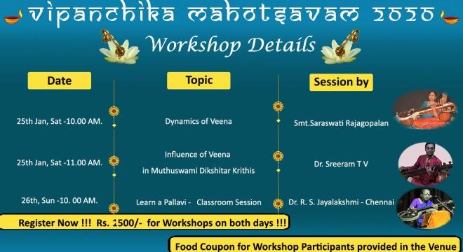Workshop-Brochure